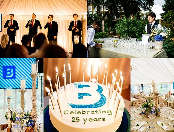 25th Anniversary Celebrations